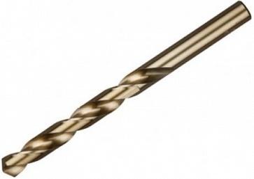 Сверло Зубр Кобальт Р6М5К5 6х93мм по металлу цилиндрический хвостовик быстрорежущая сталь 4-29626-093-6