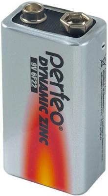 Батарейка Perfeo 6F22/1SH Dynamic Zinc 6F22 1 шт