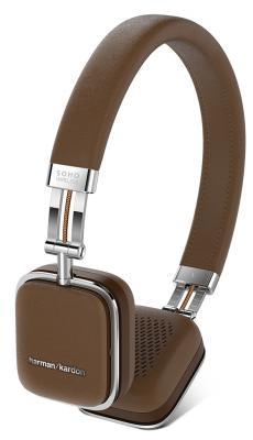 Наушники Harman Kardon SOHOBT коричневый звуковая панель harman kardon sabre sb 35