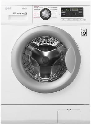 Стиральная машина LG F12B8WDS7 белый стиральная машина lg fh0b8nd3 белый