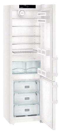 Холодильник Liebherr CN 4015-20 001 белый холодильник liebherr cnbs 3915 20 001