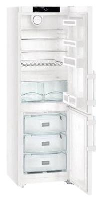 Холодильник Liebherr CN 3515-20 001 белый холодильник liebherr cufr 3311 двухкамерный красный