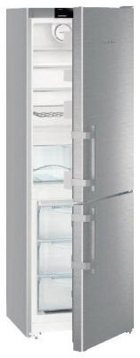 Холодильник Liebherr CNef 3515-20 001 серебристый холодильник liebherr ctpsl 2921 20 001