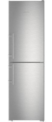 Холодильник Liebherr CNef 3915-20 001 серебристый холодильник liebherr cufr 3311 двухкамерный красный