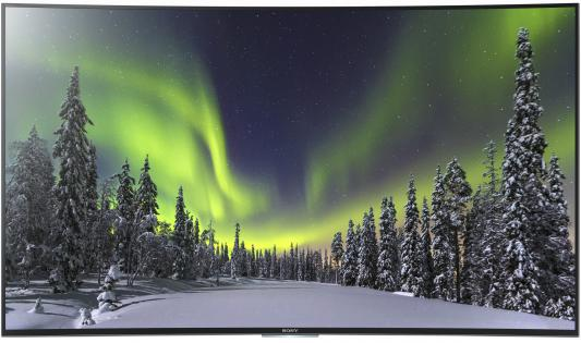Телевизор SONY KD-55S8505C серебристый черный led телевизор sony bravia kdl43we755br r 42 5 full hd 1080p черный серебристый