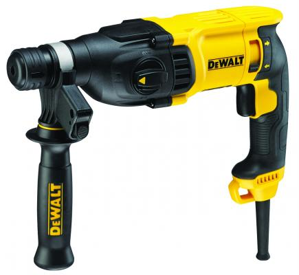 Перфоратор DeWalt D 25133K SDS-Plus 800Вт sds plus dewalt d 25323