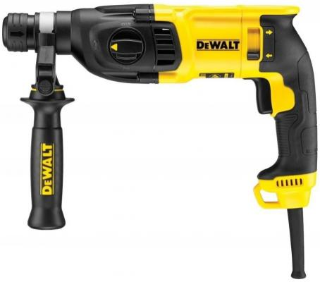 Перфоратор DeWalt D 25143K SDS-Plus 900Вт перфоратор sds plus dewalt d 25324к