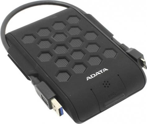 "Внешний жесткий диск 2.5"" USB3.0 1Tb A-Data HD720 AHD720-1TU3-CBK черный a data hv100 black ahv100 1tu3 cbk"