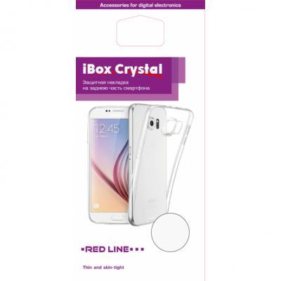 Накладка силикон iBox Crystal для Asus Zenfone 2 Lazer ZE550KL (прозрачный)