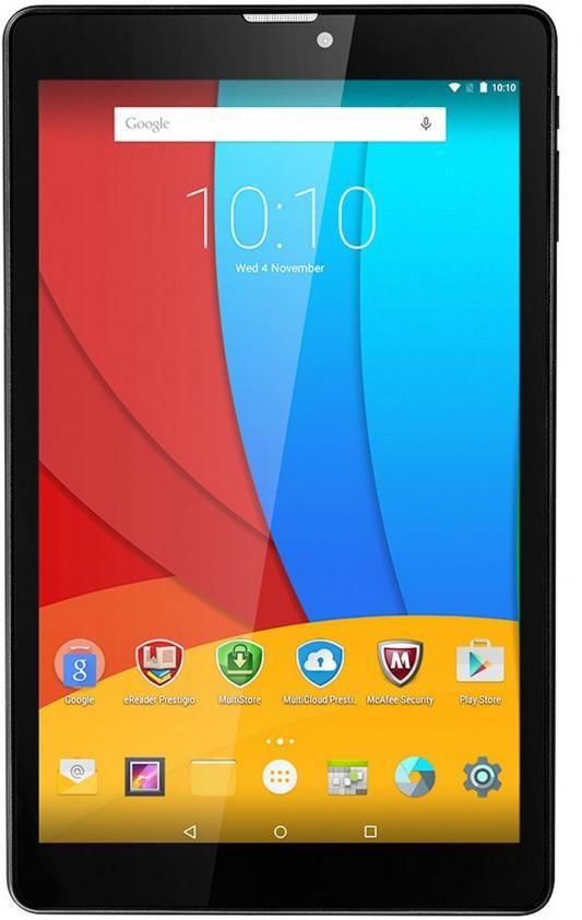 "Планшет Prestigio MultiPad Wize 3108 3G 8"" 8Gb черный Wi-Fi 3G Bluetooth PMT31083GCCIS"
