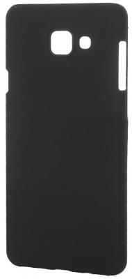 Чехол-накладка Pulsar CLIPCASE PC Soft-Touch для Samsung Galaxy A7 2016 (черная) чехол накладка pulsar clipcase pc soft touch для samsung galaxy e5 sm e500f ds черная рсс0014