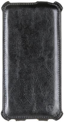 Чехол-флип PULSAR SHELLCASE для FLY Nimbus 3 FS501 (черный)