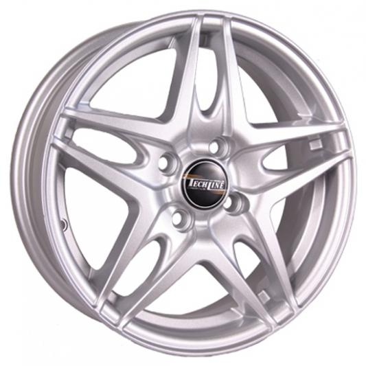 Диск Tech Line 630 6.5x16 5x105 ET39 Silver колесные диски tech line 602 7х16 5х114 3 d67 1 ет40 bd