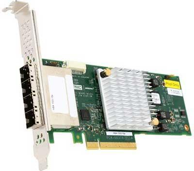Контроллер Adaptec 1000-8E HBA 2288100-R