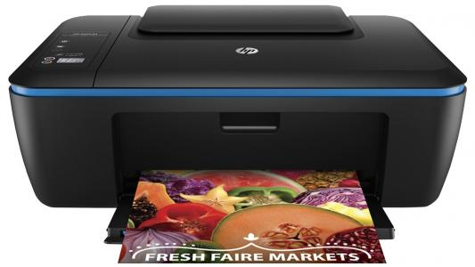 МФУ HP DeskJet Ink Advantage Ultra 2529 K7W99A цветное A4 19/15ppm 600x600dpi USB