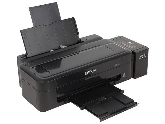 Принтер Epson L132 цветной А4 27/15ppm 5760x1440dpi USB C11CE58403