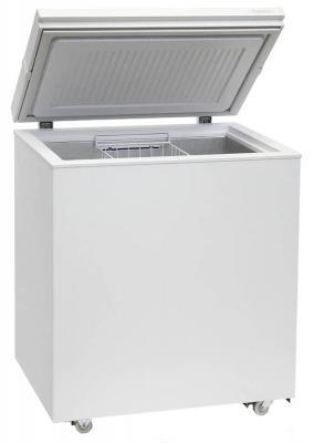 Морозильный ларь Бирюса F155К белый