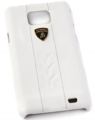 Чехол-книжка iMOBO Lamborghini Diablo для iPhone 5C красный
