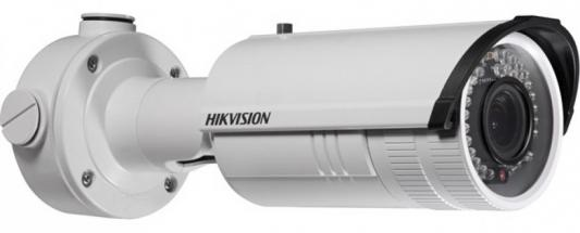 Камера IP Hikvision DS-2CD2642FWD-IZS CMOS 1/3'' 2688 x 1520 H.264 MJPEG RJ-45 LAN белый видеокамера ip hikvision ds 2cd2642fwd izs цветная