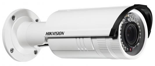 """Камера IP Hikvision DS-2CD2622FWD-IS CMOS 1/2.8"""" 1920 x 1080 H.264 MJPEG RJ-45 LAN PoE белый"""