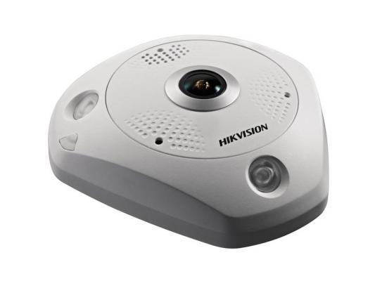 "Видеокамера IP Hikvision DS-2CD6332FWD-IS 1.19мм 1/3"" 2048?1536 H.264 MJPEG MJPEG4 PoE"