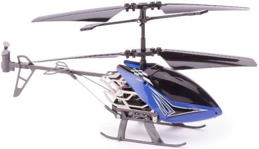Вертолёт на радиоуправлении Silverlit SkyDragon металл от 7 лет синий 84512