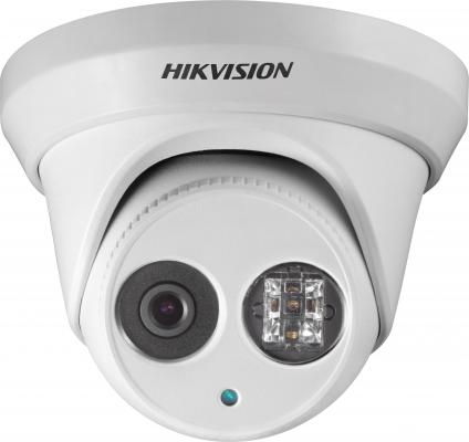 Камера IP Hikvision DS-2CD2342WD-I CMOS 1/3'' 2688 x 1520 H.264 MJPEG RJ-45 LAN PoE белый