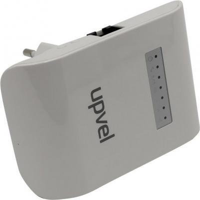 Ретранслятор Upvel UA-342NR 802.11ac 733Mbps 5 ГГц 2.4 ГГц цена