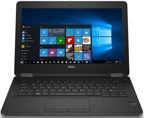"""Ноутбук DELL Latitude E7270 12.5"""" 1920x1080 Intel Core i5-6200U 7270-0523"""