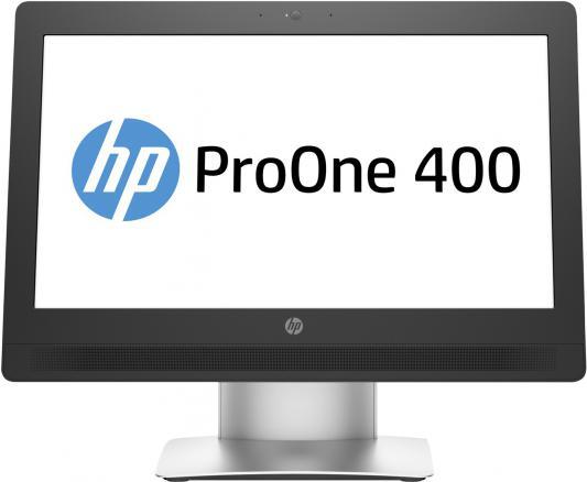 "Моноблок HP 400 G2 20"" 1920x1080 G4400T 4Gb 500Gb DVD-RW Wi-Fi DOS клавиатура мышь T4R53EA"