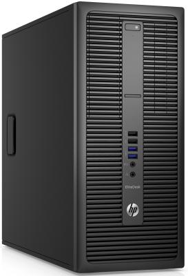 Системный блок HP EliteDesk 800 G2 TWR i5-6500 3.2GHz 8Gb 128Gb SSD HD530 DVD-RW Win7Pro Win10Pro клавиатура мышь черный P1H14EA