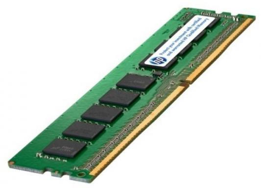Оперативная память 4Gb PC4-17000 2133MHz DDR4 DIMM HP 805667-B21 модуль памяти hp 4gb 1rx4 pc3l 12800r 11 kit 713981 b21