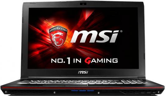 Ноутбук MSI GP62 6QF-466RU Leopard Pro (9S7-16J522-466)