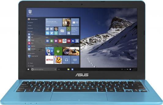 "Ноутбук ASUS E202SA 11.6"" 1366x768 Intel Pentium-N3700 90NL0053-M00720"