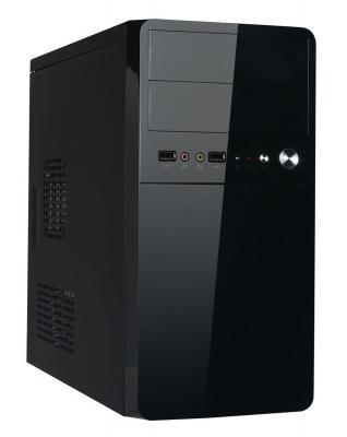 Корпус microATX Exegate BA-110 450 Вт чёрный EX251816RUS