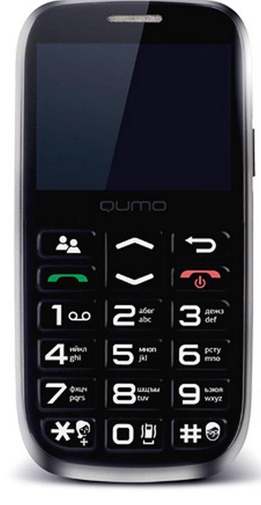 Купить Qumo Push 231 black в Москве цена мобильного