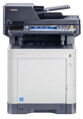 МФУ Kyocera M6535CIDN цветной A4 35ppm 9600x600dpi USB Ethernet 6535CIDN