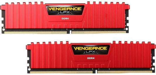 Оперативная память 32Gb (2x16Gb) PC4-19200 2400MHz DDR4 DIMM Corsair CMK32GX4M2A2400C14R