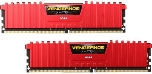 купить Оперативная память 32Gb (2x16Gb) PC4-19200 2400MHz DDR4 DIMM Corsair CMK32GX4M2A2400C14R онлайн
