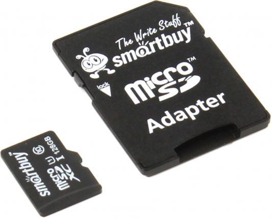 Фото - Карта памяти Micro SDXC 128GB Class 10 SmartBuy SB128GBSDCL10-01 + адаптер 10pcs lot bd9898fv bd9898 tssop28 good qualtity hot sell free shipping buy it direct
