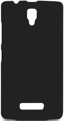 Чехол Soft-Touch для Lenovo A1000 DF LSlim-10 черный