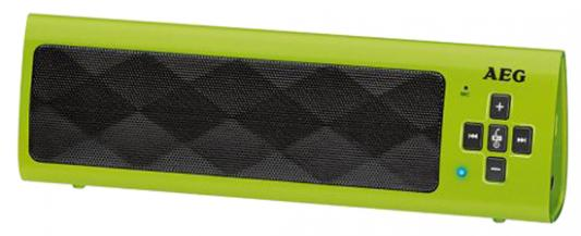 Bluetooth-аудиосистема AEG BSS 4818 green