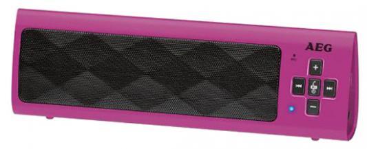 Bluetooth-аудиосистема AEG BSS 4818 pink  BSS 4818