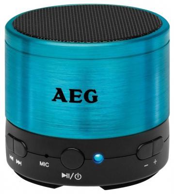 Bluetooth-аудиосистема AEG BSS 4826 blue