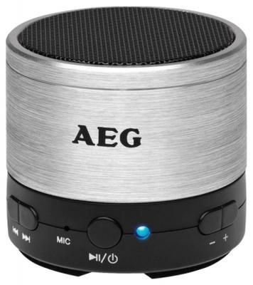 Bluetooth-аудиосистема AEG BSS 4826 silver