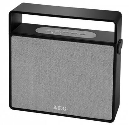 Картинка для Bluetooth-аудиосистема AEG BSS 4830 black