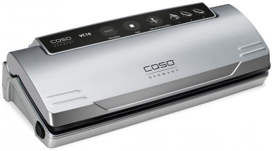 Вакуумный упаковщик CASO VC 10 1340 вакуумный упаковщик caso vc 10