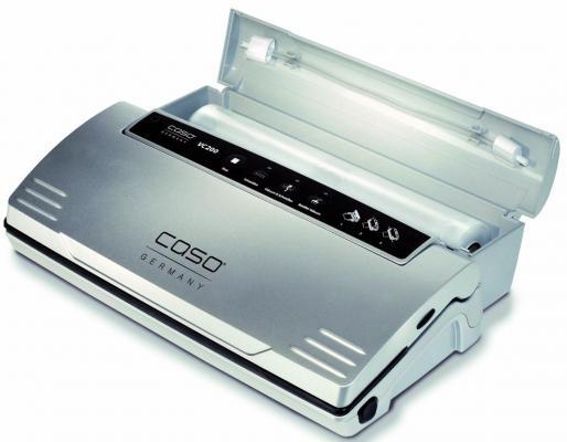 Вакуумный упаковщик CASO VC 200 1390 вакуумный упаковщик caso vc 10