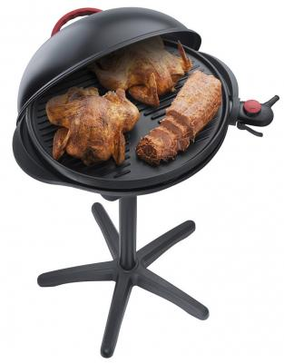 Электрогриль Steba VG 300 BBQ GRILL чёрный барбекю steba vg 120 bbq table grill