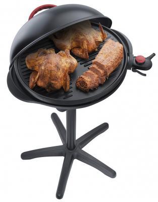 Электрогриль Steba VG 300 BBQ GRILL чёрный steba pg4 4 cont grill and waffle